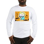 Baby Jesus Halloween Hell Long Sleeve T-Shirt