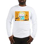 Baby Jesus Halloween Hell Long Sleeve T-Shirt