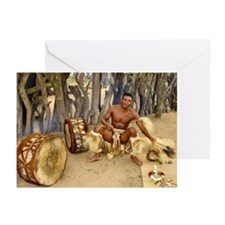 Zulu- out of Africa- Greeting Cards (Pk of 10)