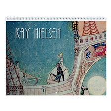 Kay Nielsen Wall Calendar