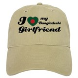 I love my Bangladeshi Girlfriend Baseball Cap