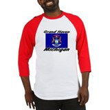 Grand Haven Michigan Baseball Jersey