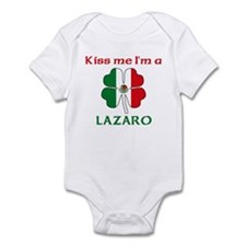 Lazaro Family Infant Bodysuit