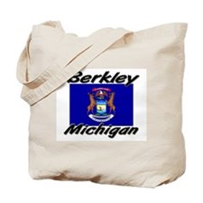 Berkley Michigan Tote Bag