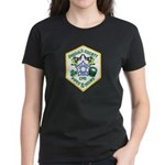 Chicago PD Pipes & Drums Women's Dark T-Shirt