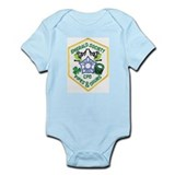 Chicago PD Pipes & Drums Infant Bodysuit