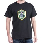 Chicago PD Pipes & Drums Dark T-Shirt