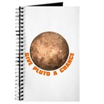 Give Pluto a Chance Journal