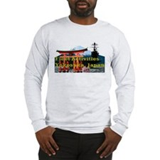 CFAY Yokosuka, Japan Long Sleeve T-Shirt
