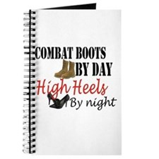 Combat Boots By Day, High Hee Journal