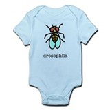 Unique Wildlife biology Infant Bodysuit