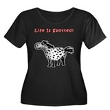 Appaloosa, Life Is Spotted! Women's Plus Size Scoo