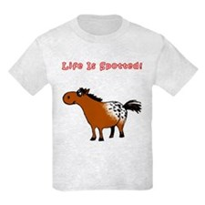 Appaloosa 2, Life Is Spotted! T-Shirt