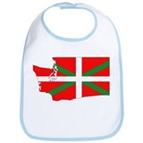 Basque States Bib