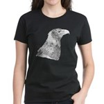 Wedge Tailed Eagle Fine Women's Dark T-Shirt