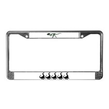 Dinos R Us License Plate Frame