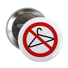"""Without Apology 2.25"""" Button (10 pack)"""