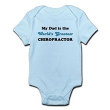 Dad World's Greatest Chiro Onesie