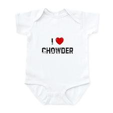 I * Chowder Infant Bodysuit