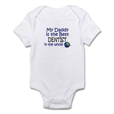 Best Dentist In The World (Daddy) Onesie
