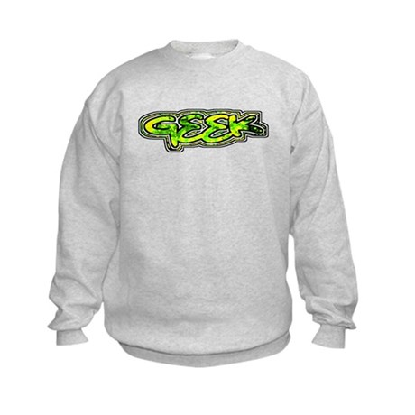 Geek Kids Sweatshirt