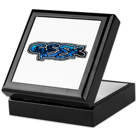 Geek Keepsake Box
