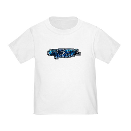 Geek Toddler T-Shirt