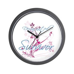 Designated Survivor Wall Clock