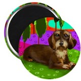 WIREHAIRED DACHSHUND Magnet