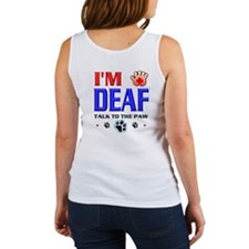 DEAF Dog, BIG DOG T-Shirt