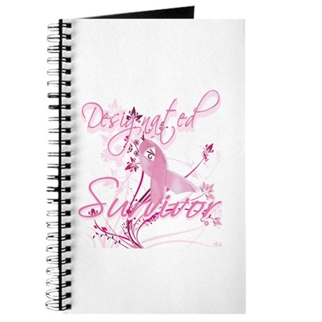 Pink Ribbon Survivor Journal
