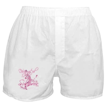 Pink Ribbon Survivor Boxer Shorts