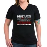 Feeds the strong: Army Wife Shirt