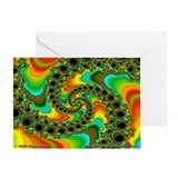 Fractal S~07 Greeting Card