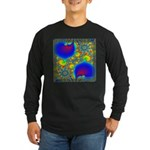 Fractal R~07 Long Sleeve Dark T-Shirt