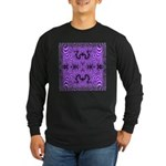 Fractal FS~01 Long Sleeve Dark T-Shirt