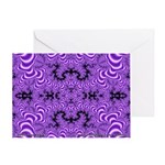 Fractal FS~01 Greeting Card