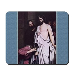 Doubting Thomas - Bloch - Mousepad