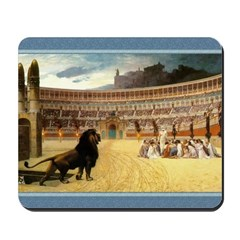 Coliseum - Mousepad