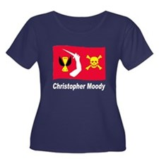 Pirate Flag - Christopher Moody (Front) T