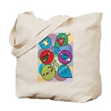 Interfaith Ornaments Tote Bag