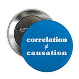 Correlation Causation Button