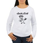 Jack's Grill Women's Long Sleeve T-Shirt
