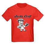 Jack's Grill Kids Dark T-Shirt