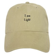 I am Light Baseball Cap