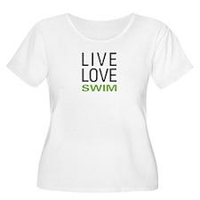 Live Love Swim T-Shirt