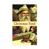 Christmas Fund TipJar Decal