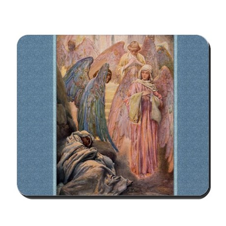 Jacob's Dream - Arthur Dixon - Mousepad