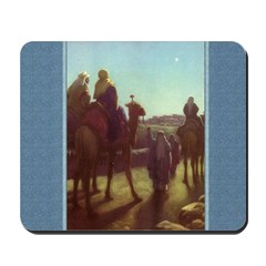The Magi - Egermeier - Mousepad