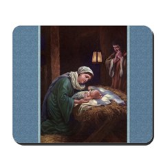 The Nativity - Egermeier - Mousepad